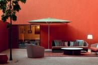 ombrelloni giardino 2020 kettal con Bitta