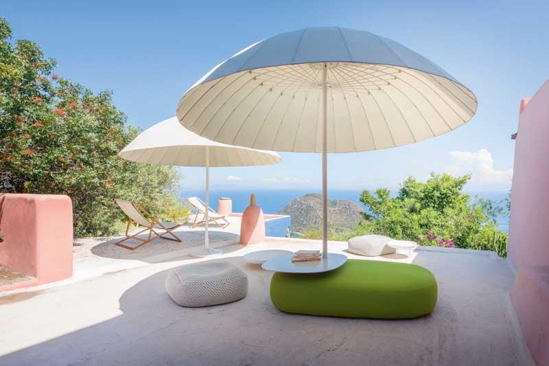ombrelloni giardino 2020 paola lenti integrato