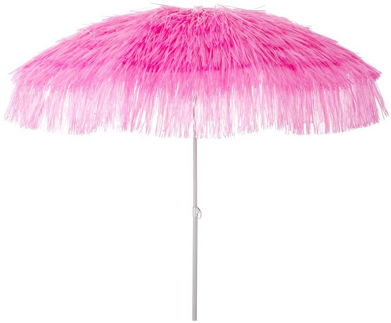 ombrelloni giardino 2020 westwing Jan Kurtz Hawaii rosa