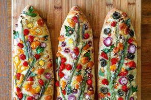 Il pane-giardino zero sprechi che fa impazzire Instagram