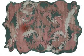 Matteo Cibic, la giungla in un tappeto