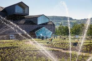 Piet Oudolf disegna il nuovo giardino del campus Vitra