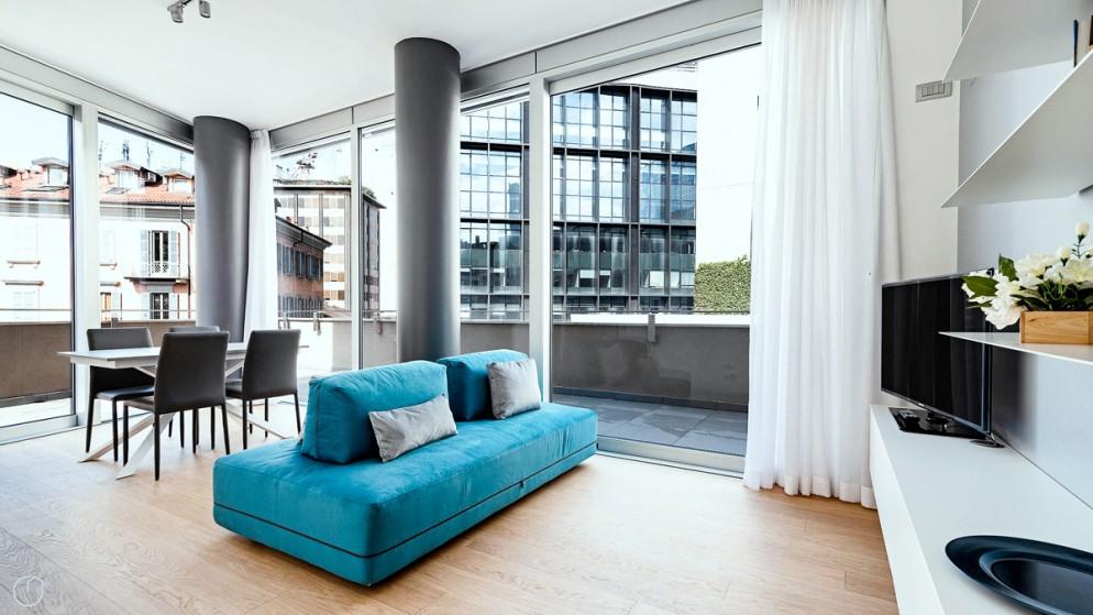 1. Un appartamento a Milano prenotabile sul portale italianway.house _Capelli 2