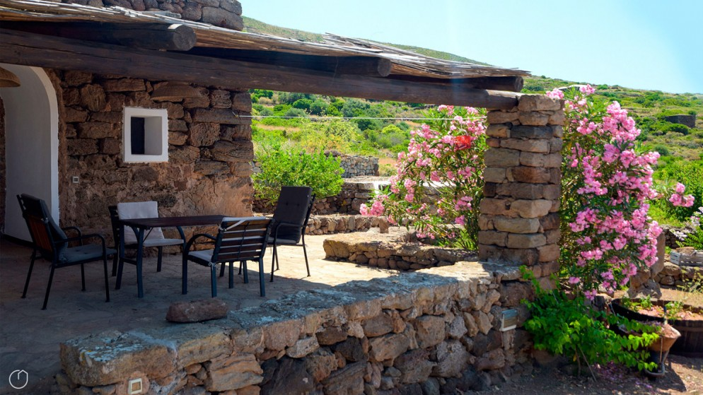 10. Un dammuso a Pantelleria (TP) prenotabile sul portale italianway.house _Barone - Dammuso Alcova