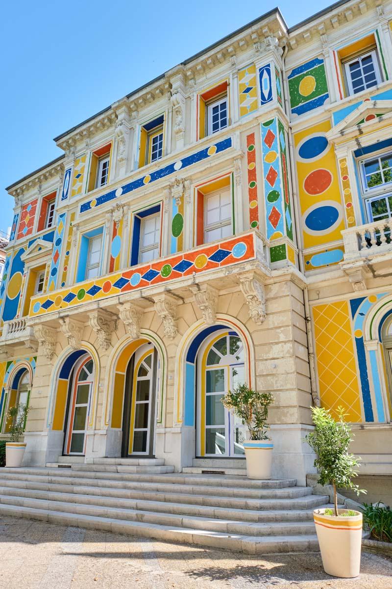 ABN - Hôtel des Arts-Foto © Luc-Bertrand-Villa Noailles-25