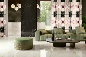 Le ceramiche iper decorative di Elena Salmistraro per Cedit