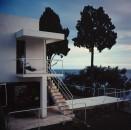 François Halard, Photographie de la villa E-1027 des architectes Jean Badovici et Eileen Gray
