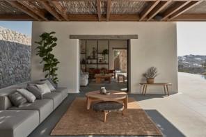 Stile naturale per arredare la casa di vacanza