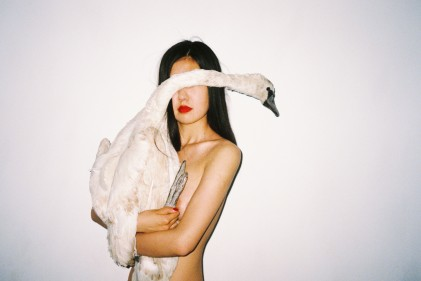 Crediti: Ren Hang, Untitled, 2015. Courtesy OstLicht Gallery and Ren Hang Estate