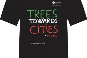 Le T-shirt per Milano disegnate dai big dell'architettura
