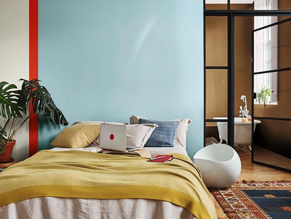 colori-pareti-camere-da-letto-7.contrasting-cuban-bedroom-colours-livingcorriere