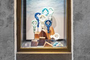 L'artigianato conquista le vetrine del lusso di Venezia