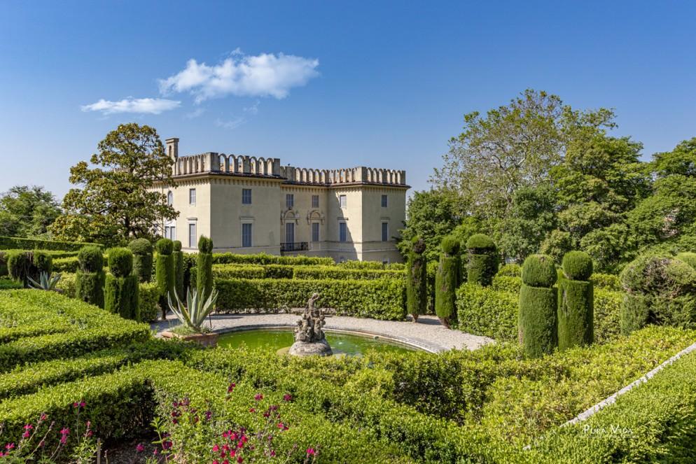 giardini-italiani-7_Giardino di Pojega-Villa Rizzardi_Archivio Grandi Giardini Italiani