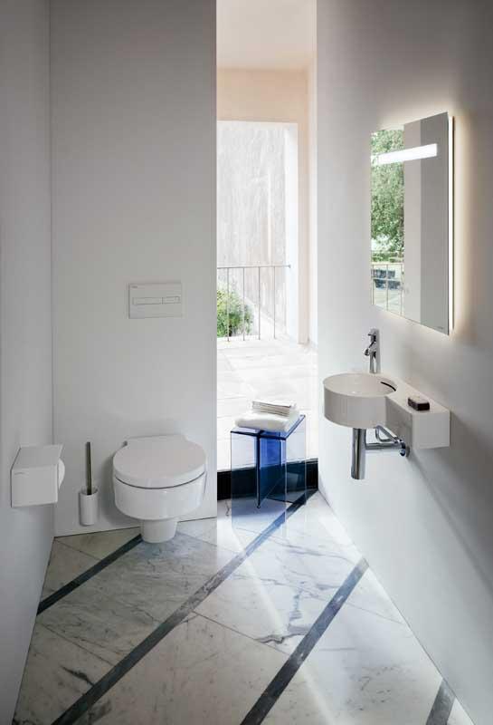 lavabo bagno Laufen Val lavamani
