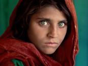 Ragazza afgana, Steve McCurry