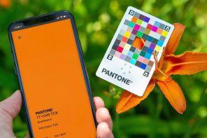 Pantone: a caccia di colori con la app per smartphone