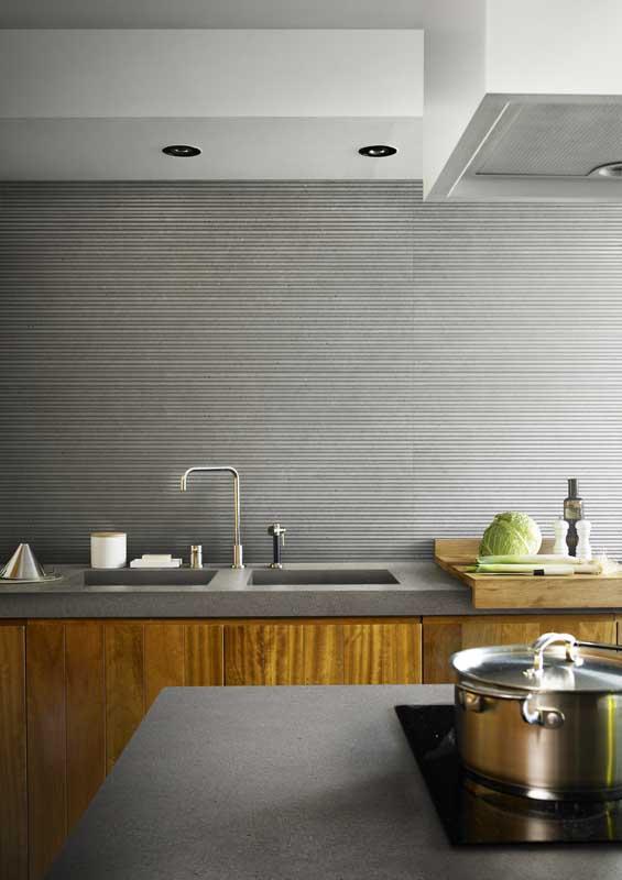 piastrelle cucina Marazzi_Magnifica grigio