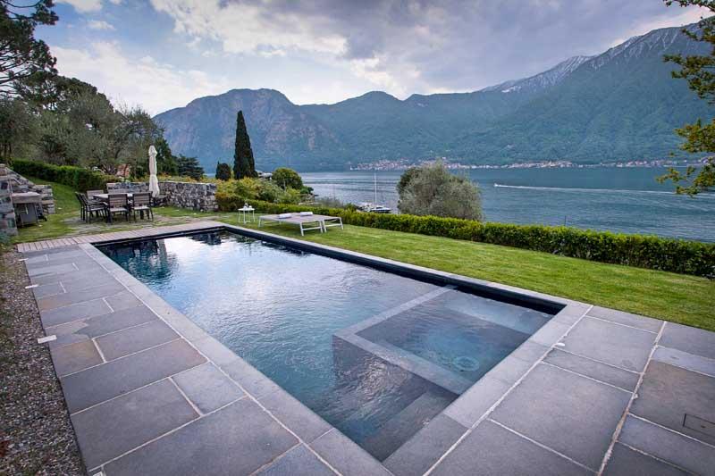 piscine da giardino Chantal Forzatti Arch bordo