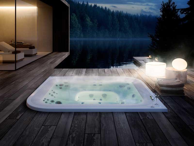 piscine da giardino Jacuzzi VIRTUS n