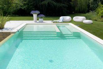 piscine da giardino Mirko Varischi Arch entrata