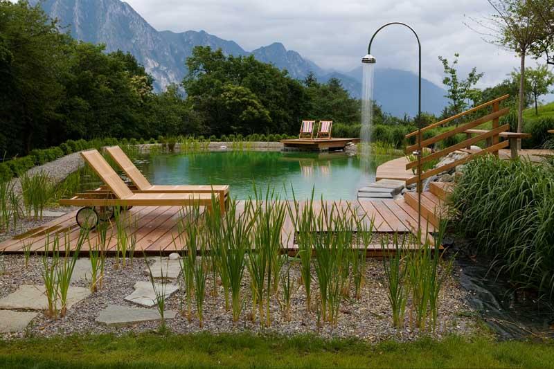 piscine da giardino gpt biopiscina Foto Dario Fusaro