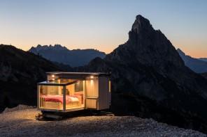 Quando il design incontra la montagna: i rifugi alpini da non perdere