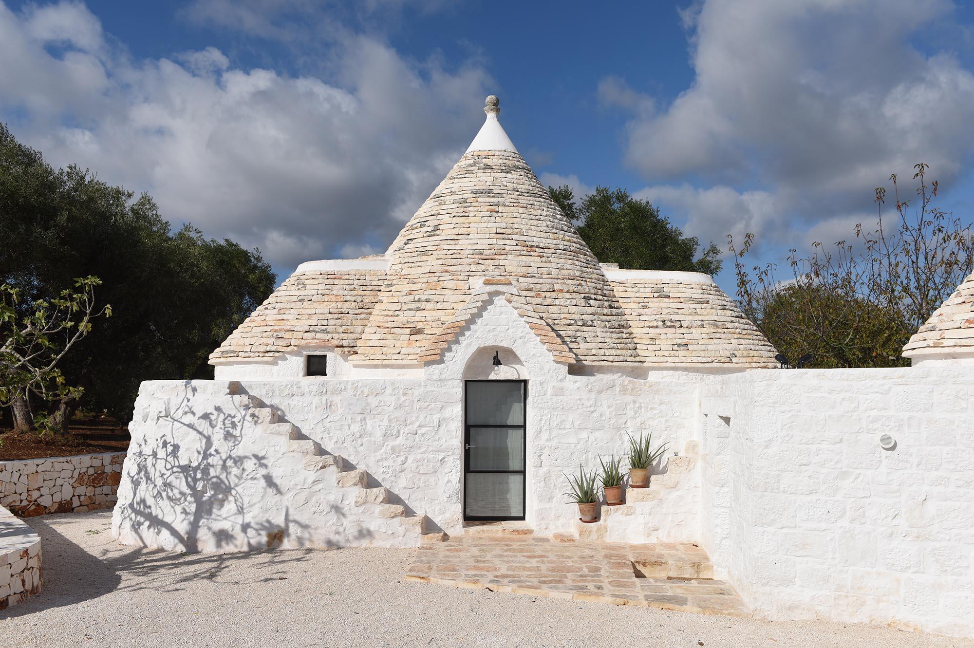 Vacanze in Puglia tra masserie e trulli: dove dormire - Foto