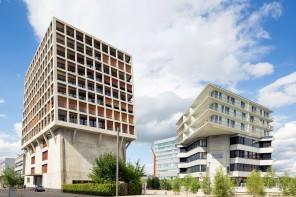 Basilea, la mini-metropoli
