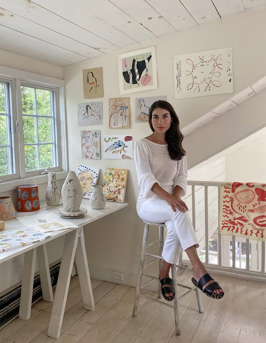 idda-studio-foulard-9_Gabriella Picone Portrait 1-livingcorriere