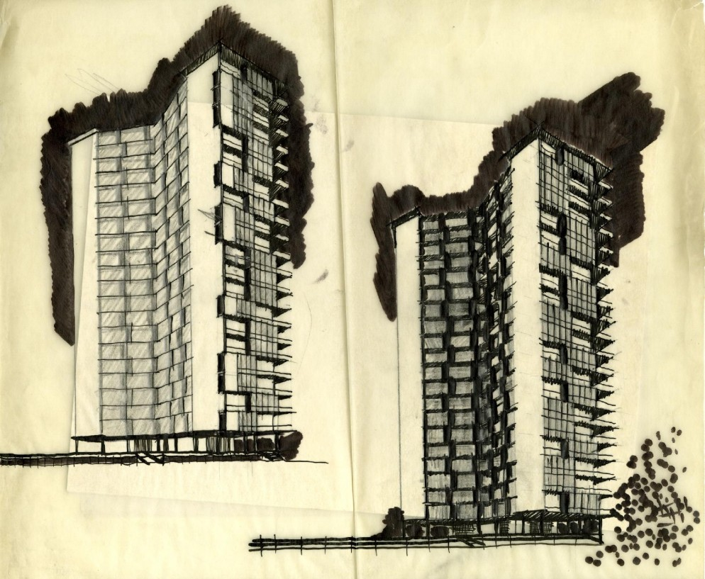 05 Torre al Parco 1953-56_Courtesy archivio.magistretti.it