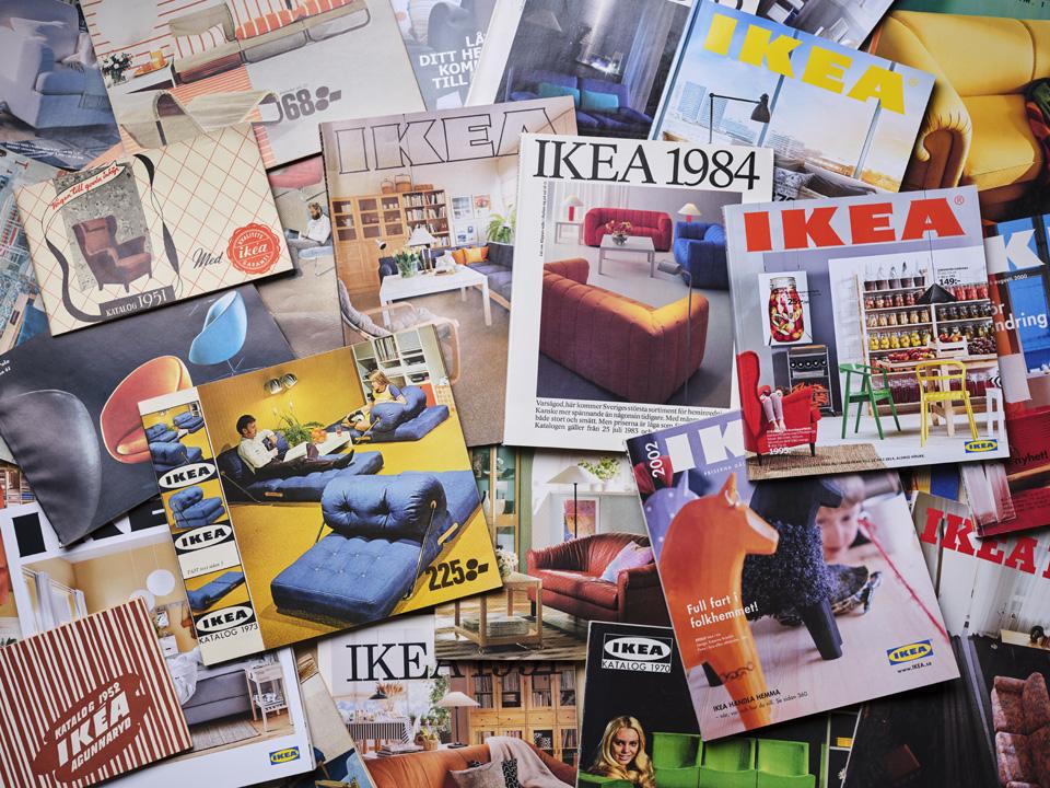 IKEA: 70 anni di cataloghi da sfogliare online