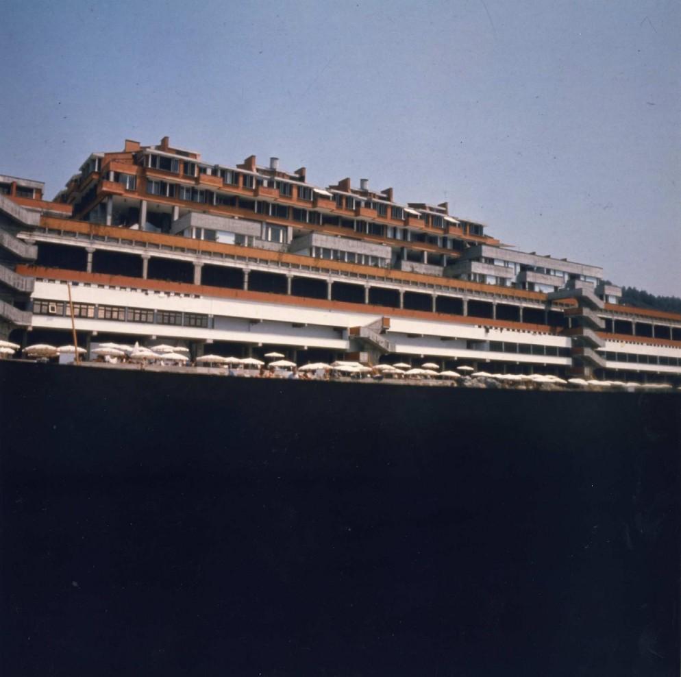 12 Complesso residenziale Marina Grande Arenzano 1960-65_fotografo sconosciuto