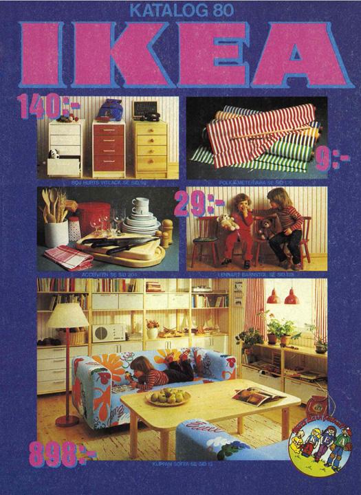 14 IKEA cover 1980