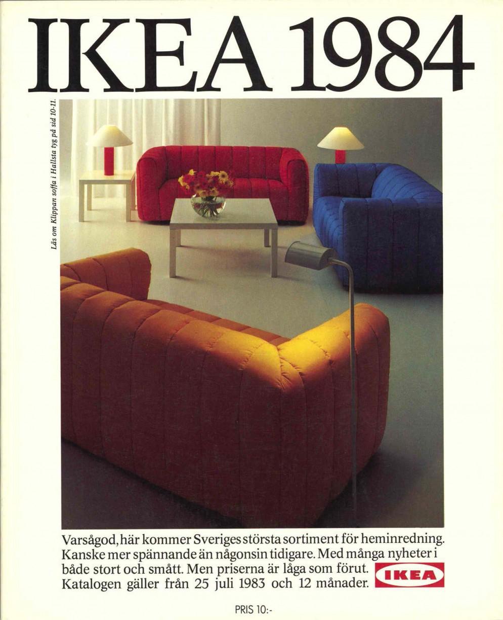 15 IKEA cover 1984