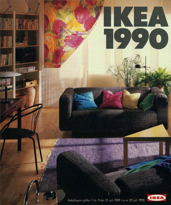 19 IKEA cover 1990