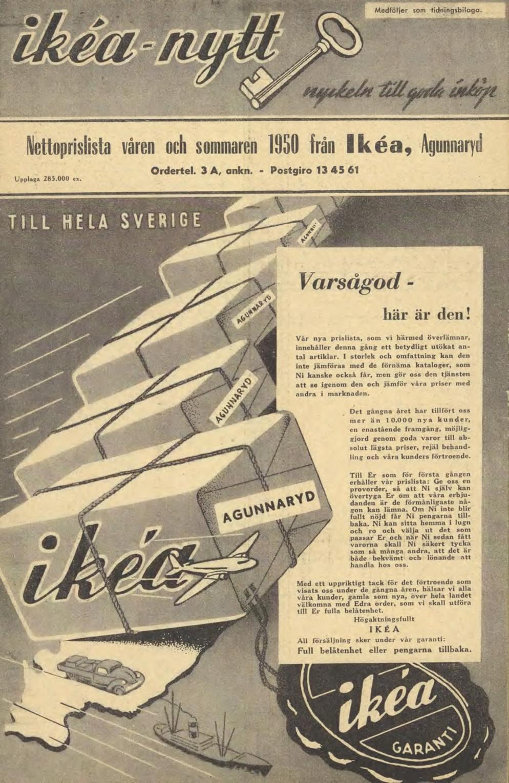 2 IKEA cover 1950