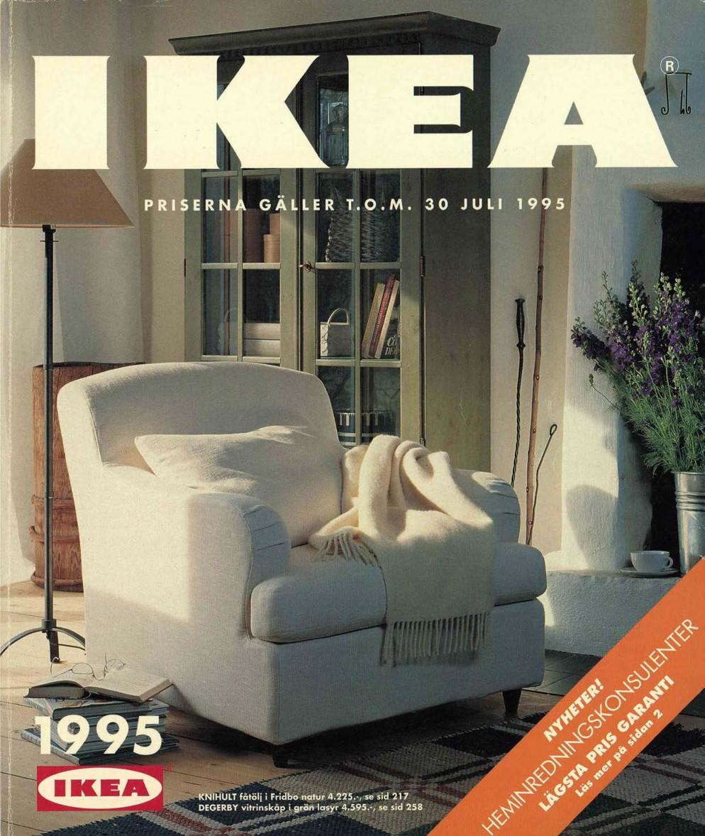 21 IKEA cover 1995