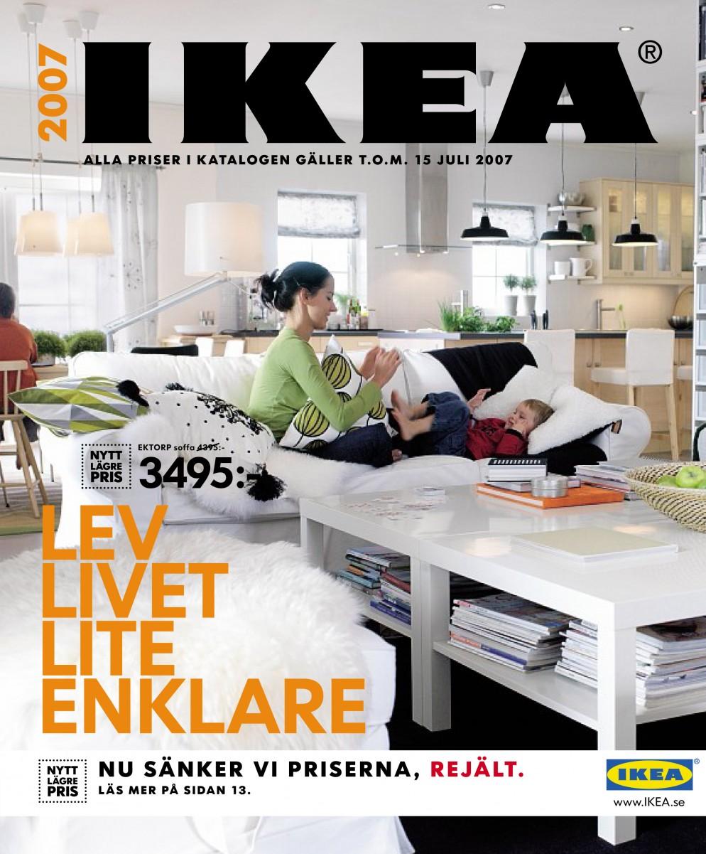 25 IKEA cover 2007