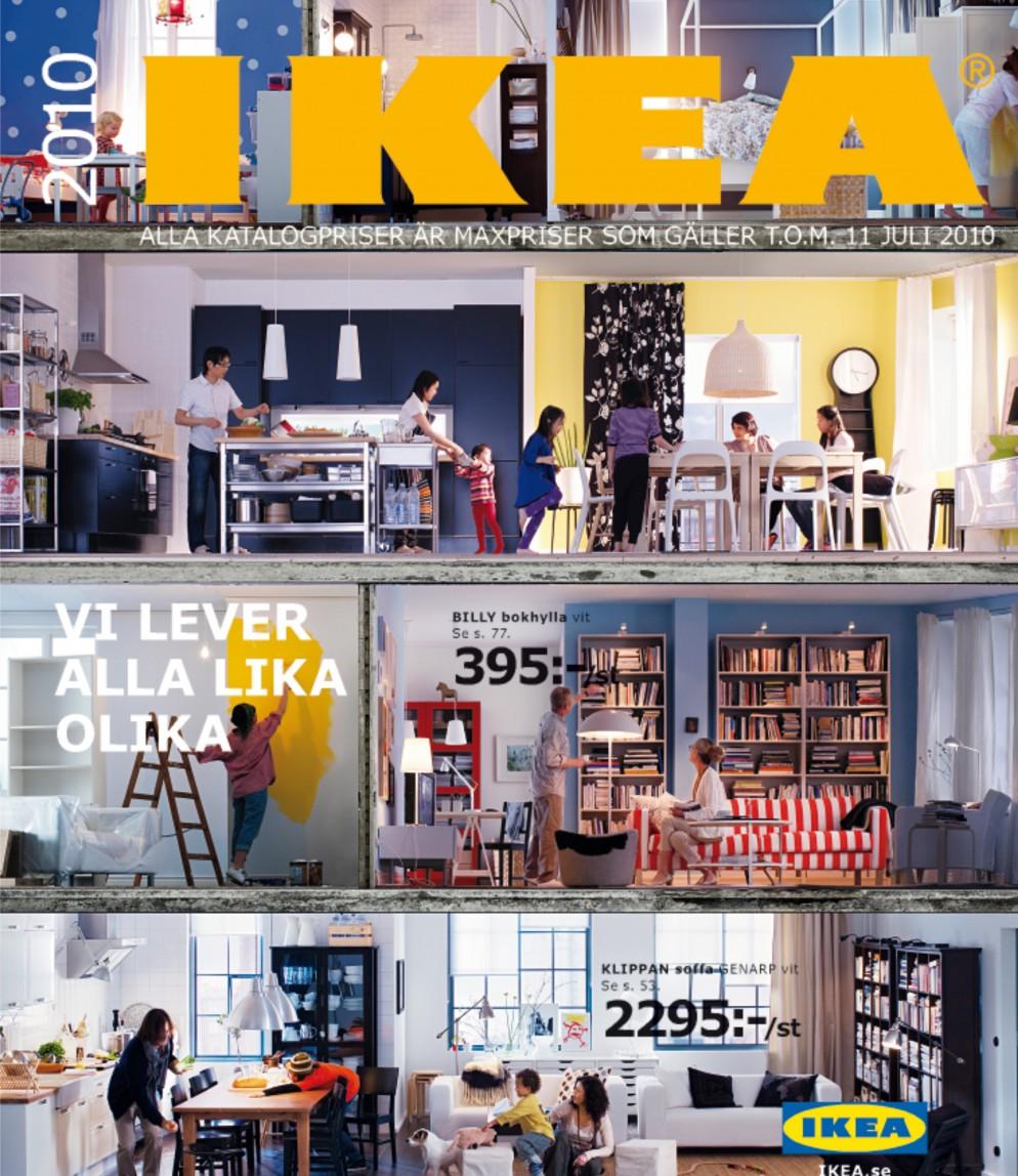 26 IKEA cover 2010
