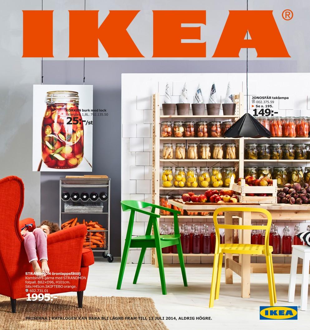 28 IKEA cover 2014