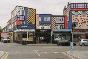 Camille Walala colora i palazzi di Londra