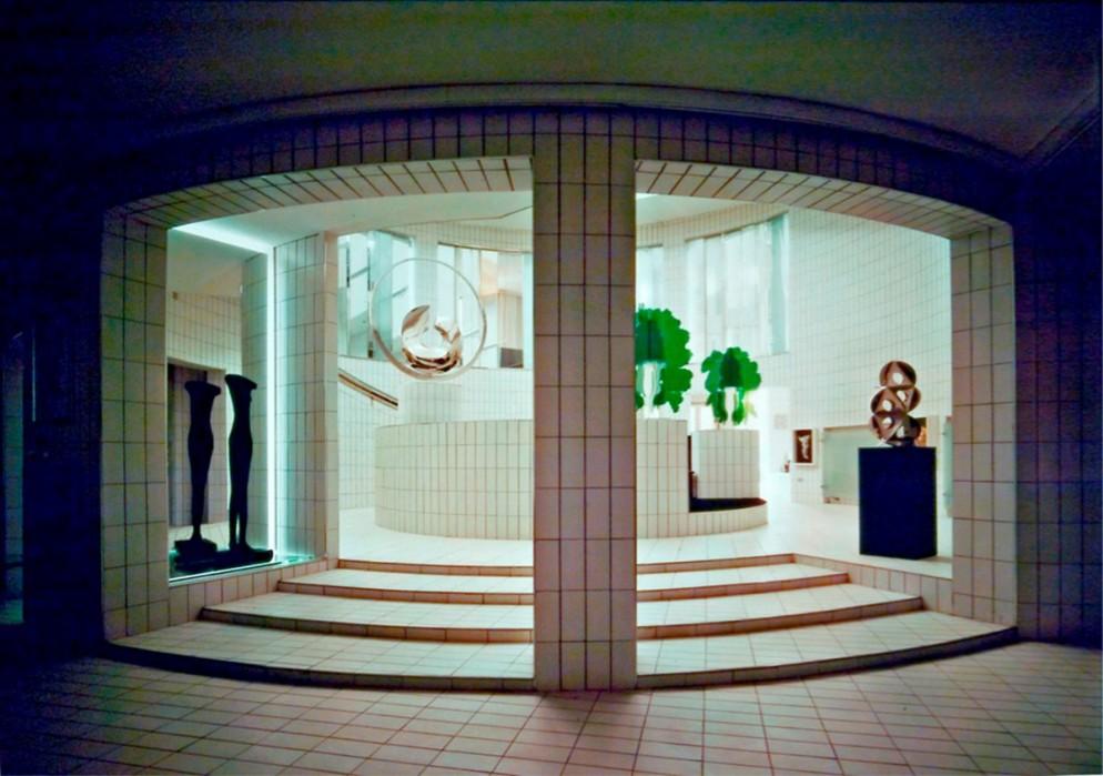 5. Casa Museo Remo Brindisi, 1967-71, Lido di Spina (FE), Courtesy Archivio Nanda Vigo, Milano. Photo Gabriele Tocchio