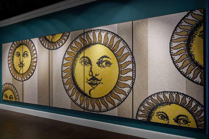 Bisazza_Collezione Fornasetti_showroom 04