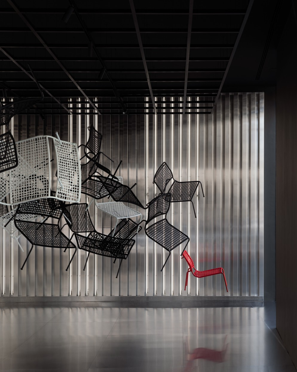 Living Divani Gallery_Corso Monforte_Milano