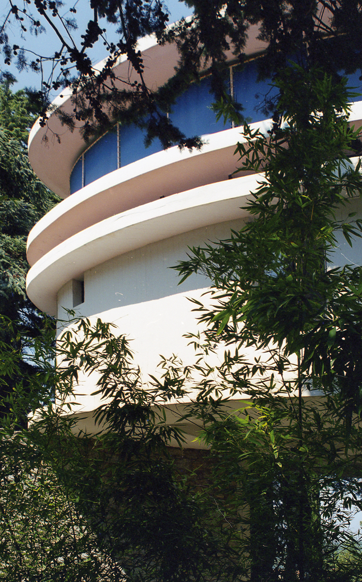 Villa Balmain -Archivio Fondazione Michelucci, Architetture del Novecento in Toscana, Ph. Elisabetta Pieri