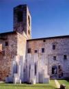 Sol Lewitt, Concrete Block,1997, Project for Arte all'Arte 2, installazione permanente Palazzo Pretorio, Colle di Val d'Elsa Courtesy the artist and Associazione Arte Continua, foto Alberto Cipriani