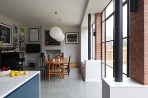 A Londra, stile british e dettagli industrial