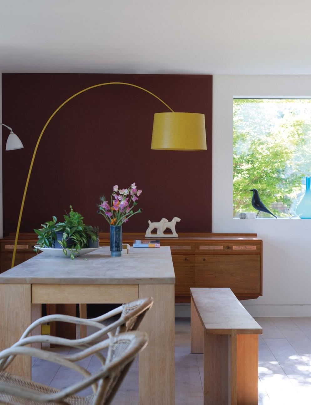 color-bordeaux-pareti-abbinamenti-5 Farrow and Ball