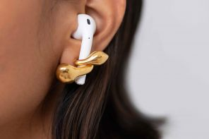 Pebble Pods, gli orecchini antiscivolo per AirPods