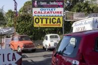 Roma, agosto 2016 - Via Cassia, Roma, August 2016 - Via Cassia